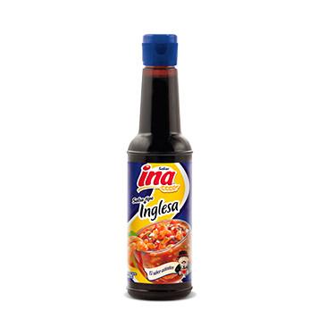 Salsa Inglesa - Ina - Molinos Modernos - 5 oz