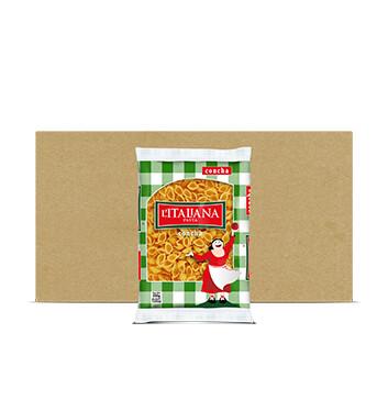 Fardo Concha - Italiana - Mediano - Molinos Modernos - 48 Unidades - 200 g/paquete