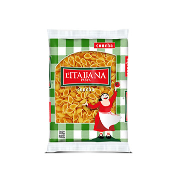 Concha - Italiana - Molinos Modernos - 200 g