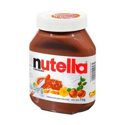 Nutella Frasco 1kg