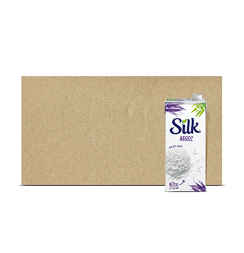 Caja con Leche de Arroz Silk® - 6x946 ml
