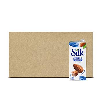 Caja con Leche de Almendra Sin Azúcar Silk® - 6x946 ml