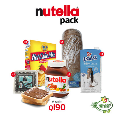 Nutella Pack
