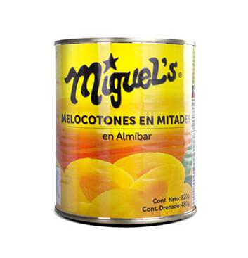 Melocotones en Almíbar Miguel's® - 820 g