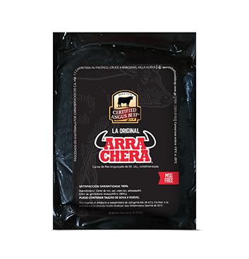 La Original Arrachera - Filetes de Entraña Marinada Certified Angus Beef® (10U c/u 4oz - 2.5 Libras)