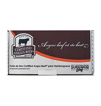 Tortas Certified Angus Beef® Brand (6U c/u 5.33 oz – 2 Libras)
