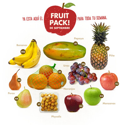 Fruit Pack!