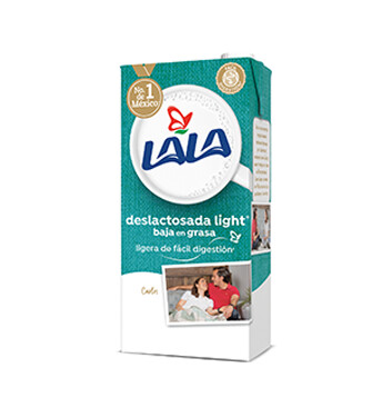Leche Delactosada Light Lala® - 1 Litro