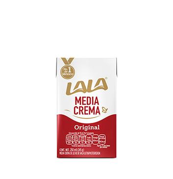 Media Crema Lala® - 500 ml