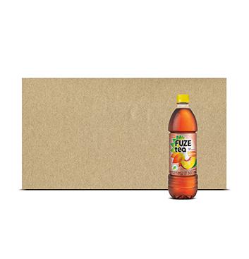 Fardo de Té Fuze® Melocotón PET - 12x500 ml