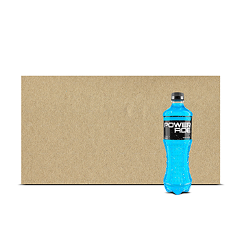 Fardo de Hidratante Powerade® Avalancha PET - 12x600 ml