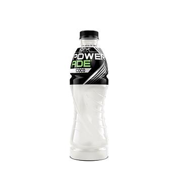 Hidratante Powerade® Coco PET - 600 ml