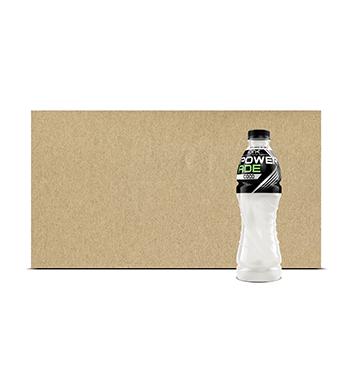 Fardo de Hidratante Powerade® Coco PET - 12x600 ml