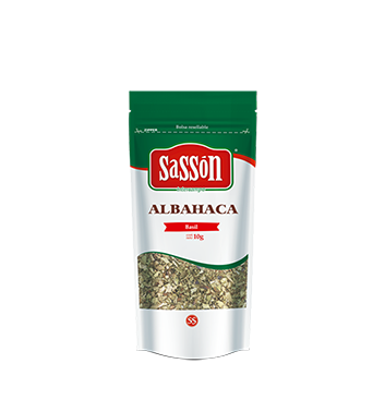 Albahaca verde Sasson® - 10g