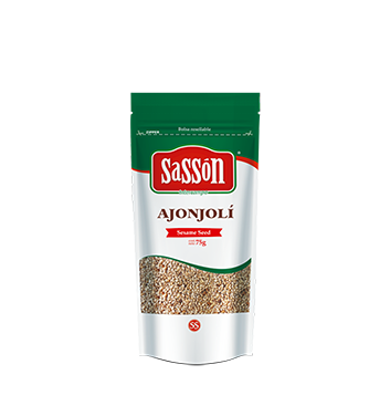 Ajonjolí Corriente Sasson® - 75g