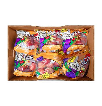Caja de Manzanas Gala Hero Infantil - 24 Libras