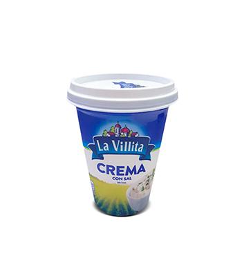 Crema con Sal La Villita® - 190 g