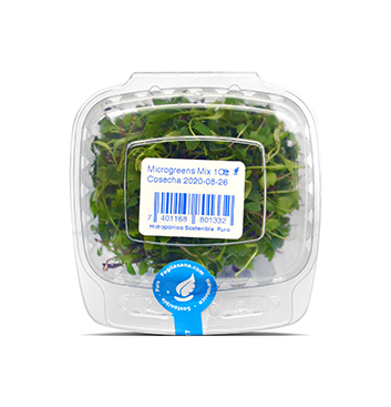 Microgreens Mix - Fogliasana - 1 oz
