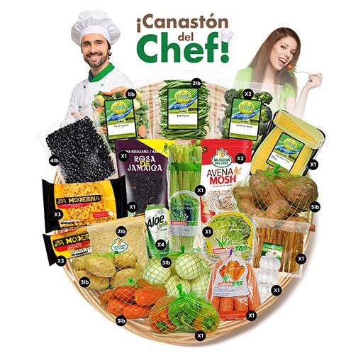 ¡Canastón del Chef!