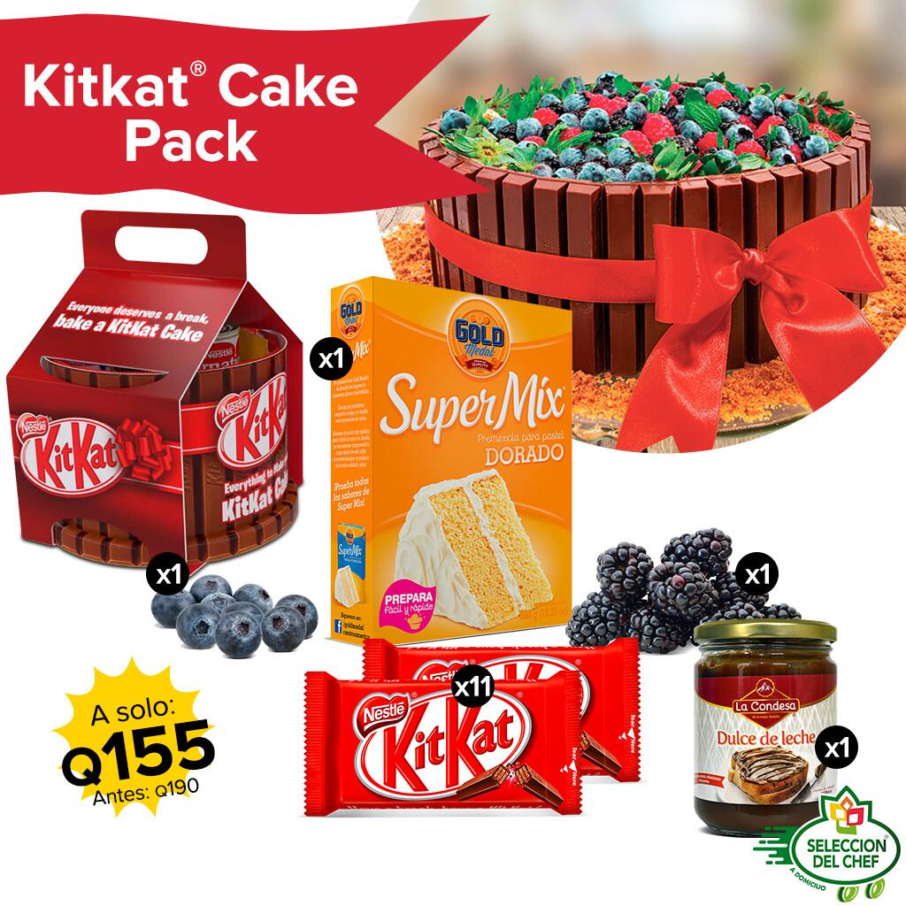 Kitkat® Cake Pack