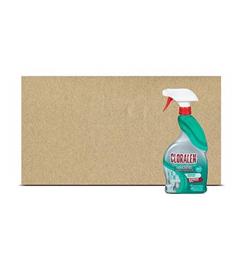 Caja de Cloralex® Baños - 12x650 ml