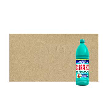 Caja de Cloralex® Rendidor - 12x950 ml