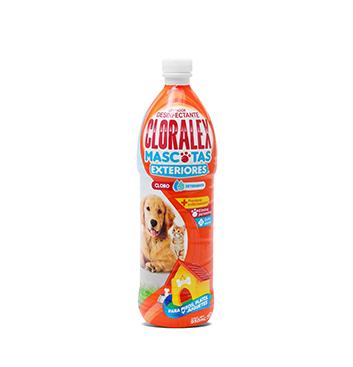 Cloralex® MascotasExterior - 950 ml