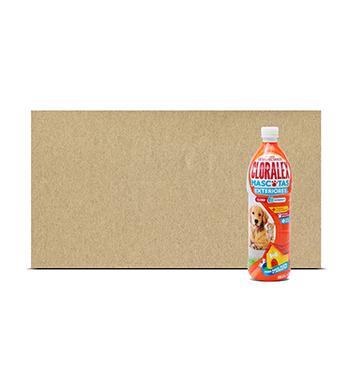 Caja de Cloralex® MascotasExterior - 15x950 ml