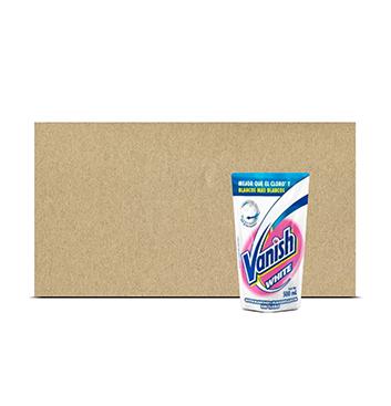Caja de Quitamanchas Vanish® White- 12x500 ml
