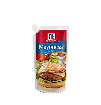 Mayonesa con Chile Chipotle McCormick® - 350 g