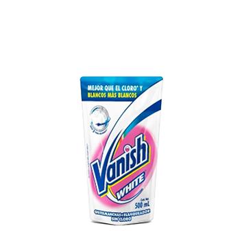 Quitamanchas Vanish® White- 500 ml