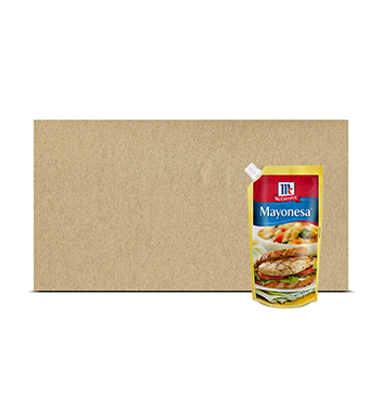Caja de Mayonesa McCormick® - 12x400 ml