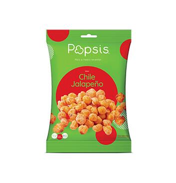 Popsis Chile Jalapeño - 90g