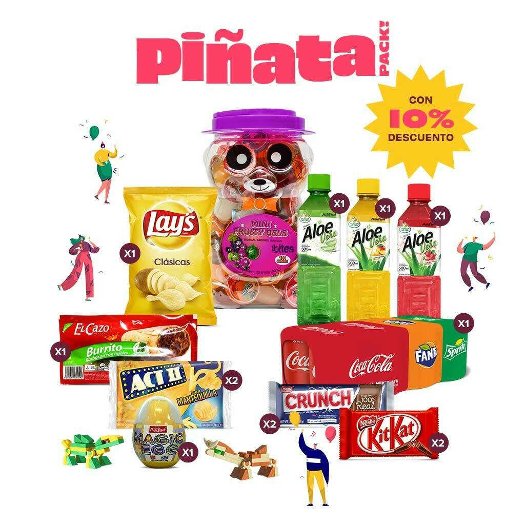 Piñata Pack!