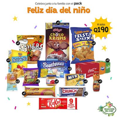 Pack Feliz Día Del Niño