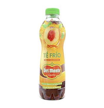 Té Frío - Del Monte - 500 ml. - Pet - Sabor Melocotón