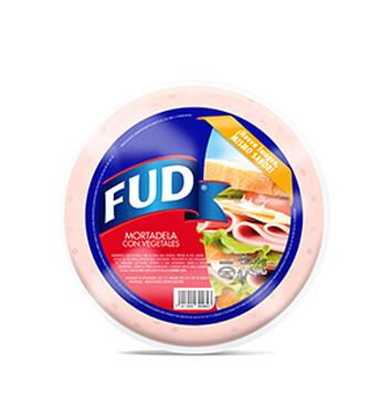 Mortadela con vegetales Fud® - 1 Libra