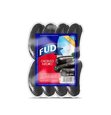Chorizo Negro Fud® - 1 Libra