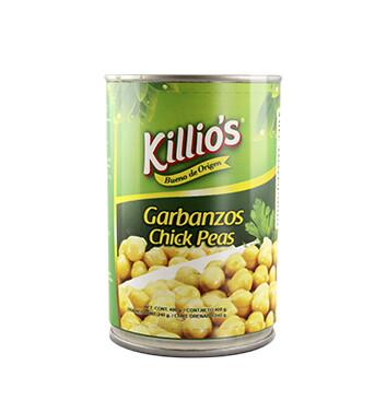 Garbanzos - Killio's - 400 g