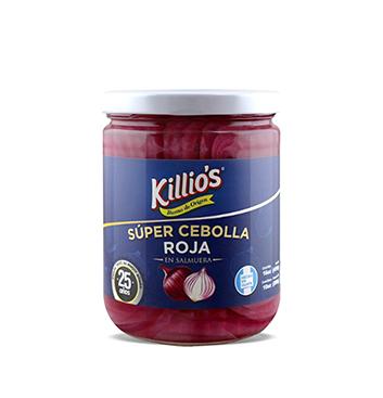 Súper Cebolla Morada Killio's® - 440g