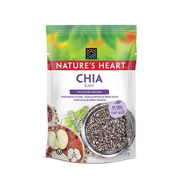 Chia Life - Natures Heart - 250 g