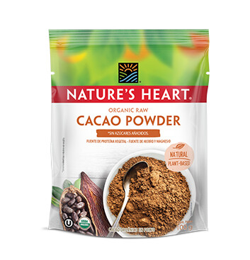 Cocoa Polvo - Natures Heart - 100 g