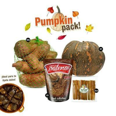 Pumpkin Pack!