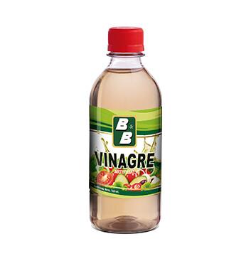 Vinagre claro - B&B - 360 ml