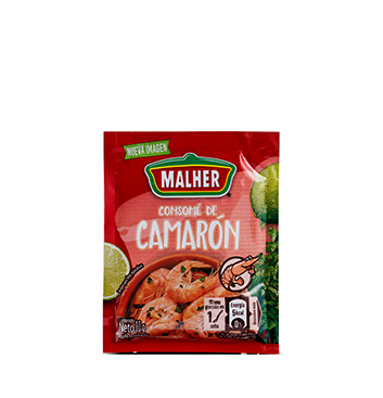 Consomé de Camarón Malher® - 4 x 10g