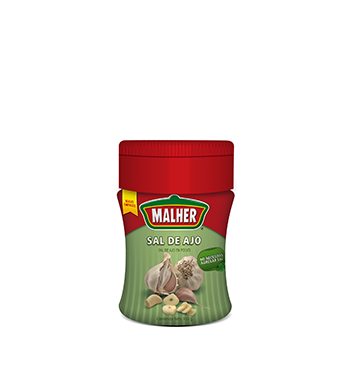 Sal de Ajo Malher® - 100g