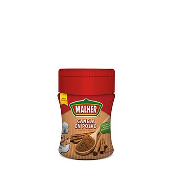MALHER® Canela en Polvo Frasco 60g