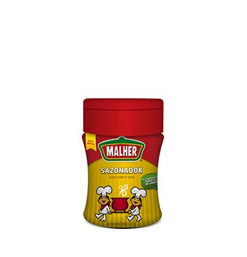 Sazonador Malher® - 110g