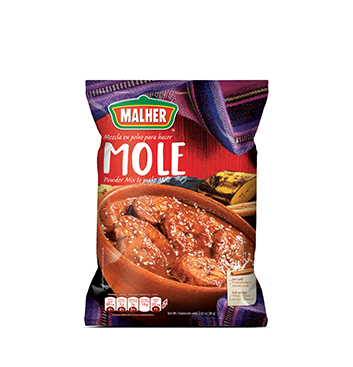 Preparado Mole Malher® - 58g