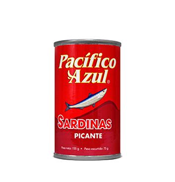 Sardina Picante Pacífico Azul® - 155g